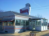 Route 40 Diner Complex, Greenfield, Indiana