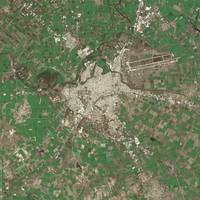 Thessaly (Greece) : Satellite Image