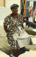 Caribbean Clothes Seller