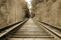 Deserted Railroad