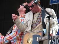 Kirk Pengilly Tim Farriss ~ INXS ~ 7.8.07