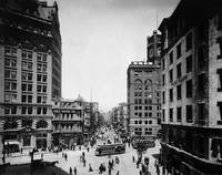 Market & Kearny north to 3rd San Francisco c1905 by WorldWide Archive