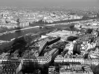 Paris in the Shadow of the Eiffel Tower