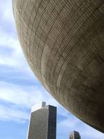 The Egg, in Albany...