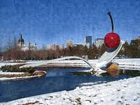 Walker Sculpture Garden 2