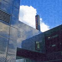 Guthrie Theater Sign Art Prints & Posters by tommyrey