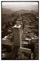 Tower, San Gimignano, Italy