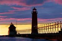 Grand Haven Sunset 2