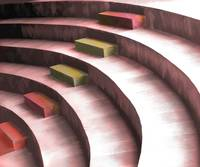 Abstract Seating in the Round