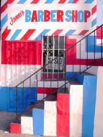 Johnny's Barber Shop - Echo Park