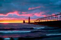 Grand Haven Sunset