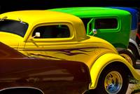 Car Show Colors