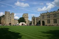 Warwick Castle Grounds 1