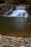 Fall Creek Gorge Waterfall (IMG_8823) by Jeff VanDyke