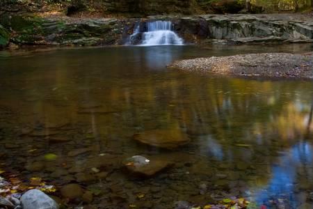 Fall Creek Gorge Waterfall (IMG_8838)