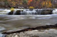 Cataract Falls - Autumn #3 (IMG_8953a+) by Jeff VanDyke