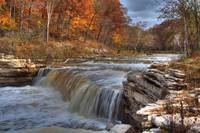 Cataract Falls - Autumn #10 (IMG_9012) by Jeff VanDyke