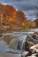 Cataract Falls - Autumn #11 (IMG_9015) by Jeff VanDyke