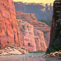 Colorado River Grand Canyon Art Prints & Posters by Rick Kersten