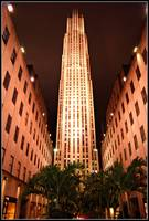 Rockefeller Center Building