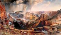 Chasm of the Colorado (1874) by Thomas Moran