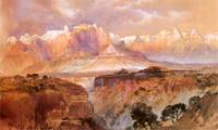 Cliffs of the Rio Virgin, South Utah (1873)
