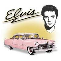 Elvis Presley And The Pink Cadilac