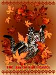 The Joy Of Fall Leaves