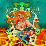 Bone Throne Prints & Posters