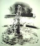 El Agua de la Alhambra by Sara Fraser
