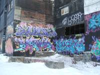 Graffiti Montreal 20