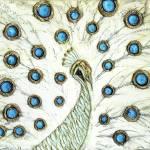 """""""Peacock"""" by modernhouseart"""