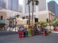 Downtown city Phoenix