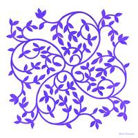 Celtic Inspiration Purple
