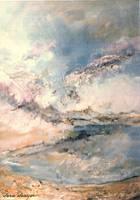 La Herradura: Impression of the Punta by Sara Fraser