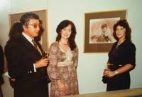 Sarawith Murial and Morenito's Apoderado,in Madrid by Sara Fraser