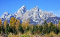 Autumn Tetons