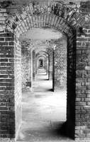 Arches I in BW