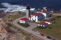 Beavertail Lighthouse, Rhode Island