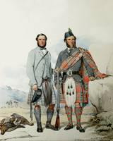 Stewart & Duncan; Scottish Highlanders (MacLeay)
