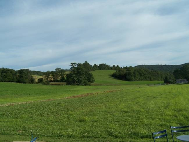 New Hampshire Pasture