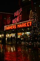 market lights