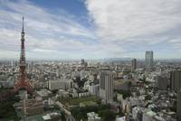 Morning View from Atago Tower 1