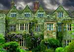 Manor house Staffordshire