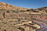Chaco Culture Remains