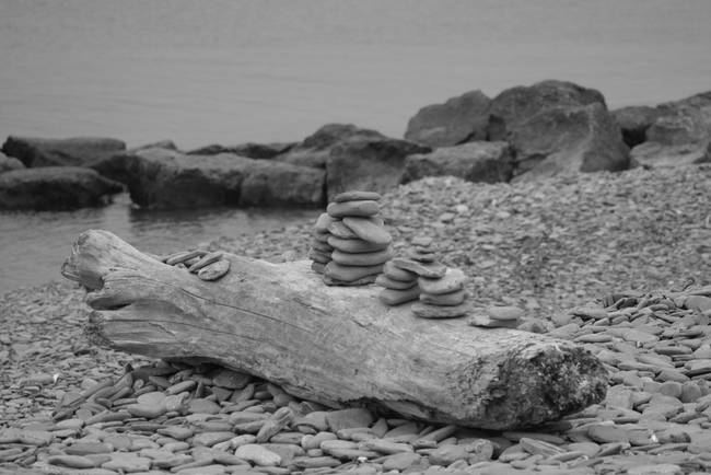 Stacking Rocks