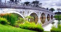 Chinese Garden Bridge, Singapore ( old series)