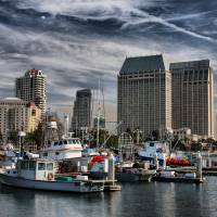 """""""San Diego Harbor"""" by BarbaraBrownPhotography"""