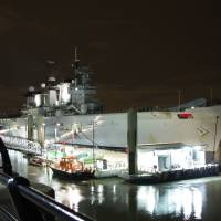 hms illustrious Art Prints & Posters by gregr