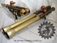Apparition Abolishers Rusty Koontz Cannon